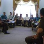 "Jaksa Diminta Melakukan Peningkatan Pengawasan Penggunaan ADD  ""Terkait Kunjungan Komisi I DPRD Ke Kepala Kejari Praya"""
